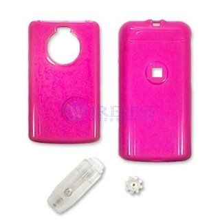 Solid Hot Pink Case Cover for Brand Kyocera K132 K 132