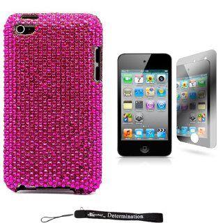 Pink Luxury Design Premium Crystal Shiny Rhinestone