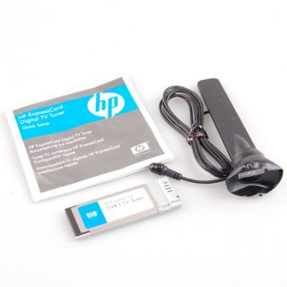 HP EC300 DVB T TV Tuner Express Capture Card Antenna