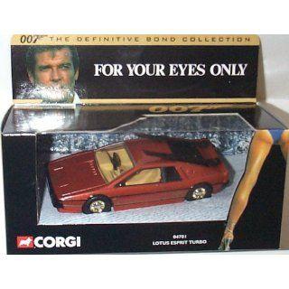 James Bond Lotus Esprit Turbo Corgi the Definitive Bond
