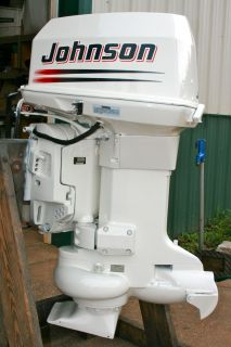 Very Clean 1993 Johnson 90 65 HP Jet Outboard Motor
