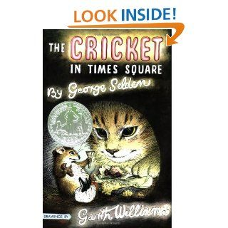 The Cricket in Times Square (Chester Cricket and His Friends): George
