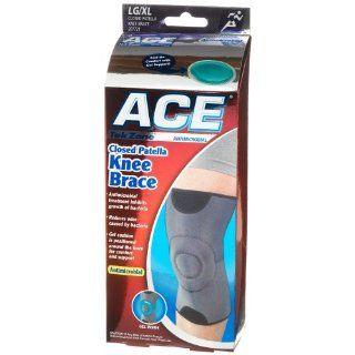 Ace Closed Patella Knee Brace, Large/Extra Large, 1 Count