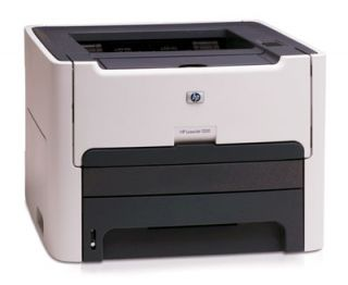 HP LaserJet 1320 USB Parallel Laser Printer Small Size Great in Home