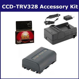 Sony CCD TRV328 Camcorder Accessory Kit includes HI8TAPE