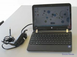 HP 3115M Laptop Netbook Notebook Computer WiFi Webcam
