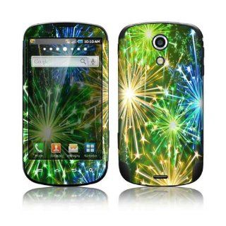 Happy New Year Fireworks Decorative Skin Cover Decal