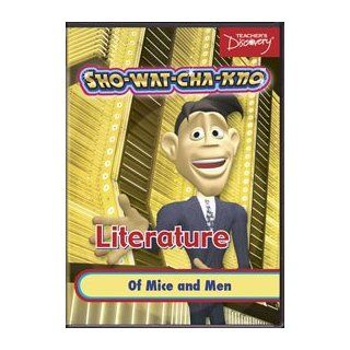 Of Mice and Men Sho Wat Cha Kno Game on CD: Video Games