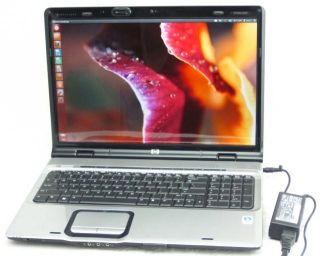 HP Pavilion dv9000 Core 2 Duo 2.2GHz 4GB RAM 250GB HDD Laptop DVD+/ RW