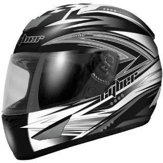 Cyber Helmets US 95 Solid Helmet, Blue/Black Racer, Size Md, Primary
