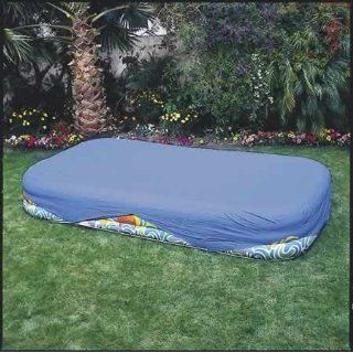Intex Rectangular Pool Cover for 103 ~ 120 inch Pools Toys & Games