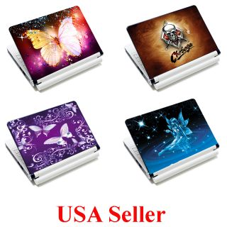 Eee Mini Laptop Skin Sticker Cover Dell HP Acer GW Toshiba