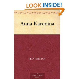 Anna Karenina Leo Tolstoy, Constance Garnett Kindle