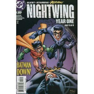 Nightwing #105 Comic (Year One Part 5 of 6) Batman Down DC Comics