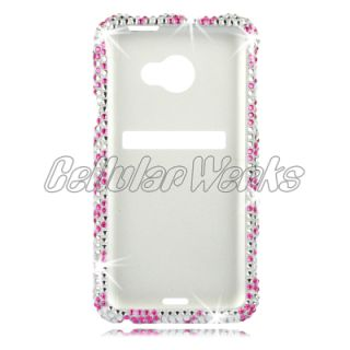 Bling Cell Phone Case Cover for HTC EVO 4G LTE Sprint