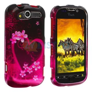 Pink Bling Rhinestone Case Cover for HTC myTouch 4G