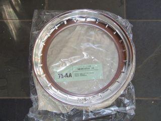 Aluminum Beauty Wheel Hub Cap Vintage Kromweels 14 71 AA