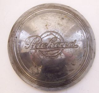 Vintage Packard Hubcap Hub Cap 1940 Parts Wheel Cover