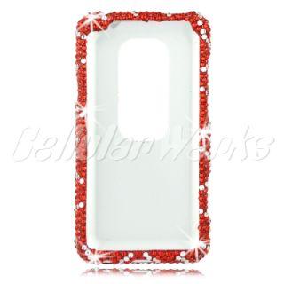 Bling Cell Phone Case Cover for HTC EVO 3D Sprint Virgin Mobile