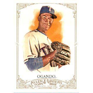 2012 Allen & Ginter Baseball #103 Alexi Ogando Texas