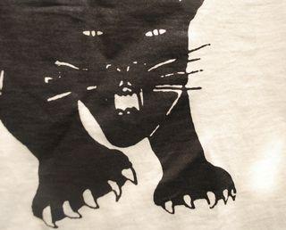 Party T Shirt BPP Malcom X Huey Newton 2pac luther king seale rare
