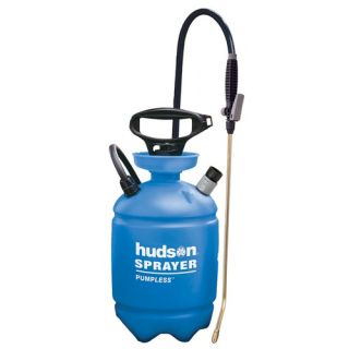 Hudson Poly Sprayer Garden Hose Pressurized 27912