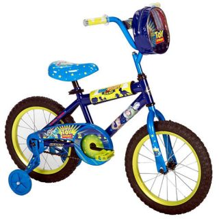 Toy Story Boys Blue Huffy 16 Bike Bicycle BNIB