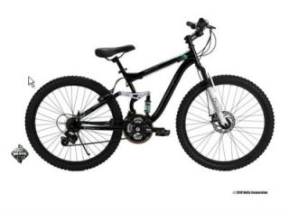 26 Huffy Ladies 21 Speed Mountain Bike Bicycle Black