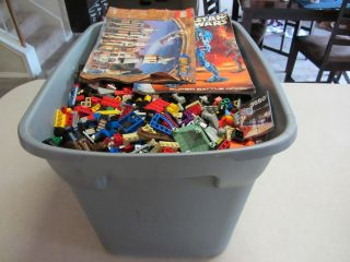 Huge LEGO lot 23 lbs pounds Harry Potter Castle more Christmas Gift