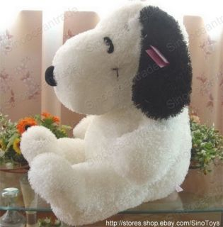 Feet Snoopy w Red Collar Huge Plush Stuffed Toy 40