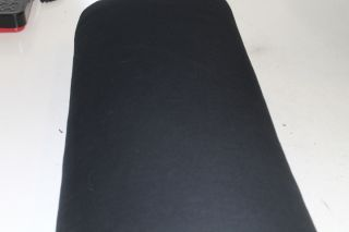 Hugger Mugger Standard Choice Yoga Bolster Black
