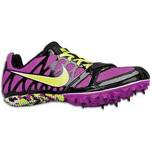 Nike Zoom Rival S 6   Womens   Track & Field   Shoes   Vivid Grape