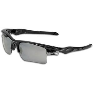 Oakley Fast Jacket XLJ Sunglasses   Baseball   Accessories   Polished