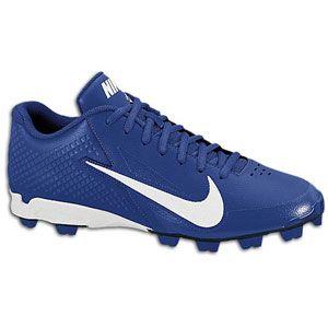 Nike Vapor Keystone   Mens   Baseball   Shoes   Deep Royal/White