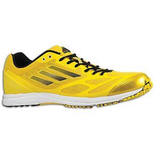 adidas adiZero Hagio   Mens   Track & Field   Shoes   Vivid Yellow