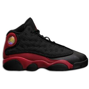 Jordan Retro 13   Boys Preschool   Basketball   Shoes   Black