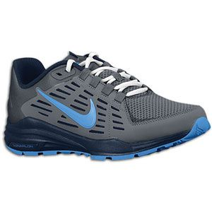 Nike Lunar Edge 13   Mens   Cool Grey/Midnight Navy/White/University