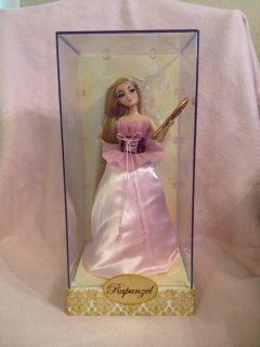 Disney Designer Doll Princess Rapunzel Limited Edition 3233 of 6000