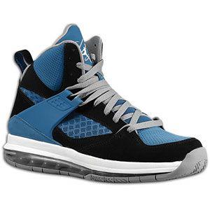 Jordan Flight 45 Max   Mens   Basketball   Shoes   Black/Shaded Blue