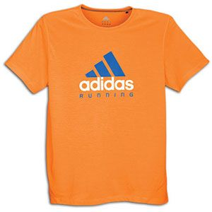 adidas Sequentials Run T Shirt   Mens   Running   Clothing   Bright