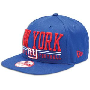 New Era 9fifty Lateral Snapback Cap   Mens   Football   Fan Gear