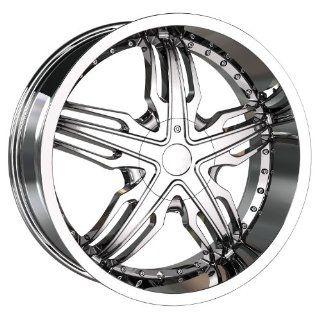 Chrome) Wheels/Rims 5x100/114.3 (520C 8703)    Automotive