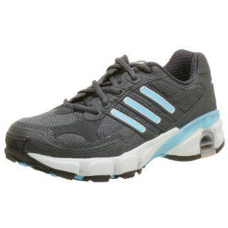 adidas Womens Chikara Trail Running Shoe,Dark Shale,6 M