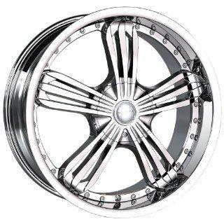 Chrome) Wheels/Rims 5x110/115 (335 8711C)    Automotive