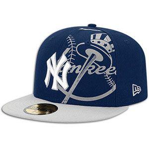 New Era MLB 59fifty Trimill Cap   Mens   Baseball   Fan Gear