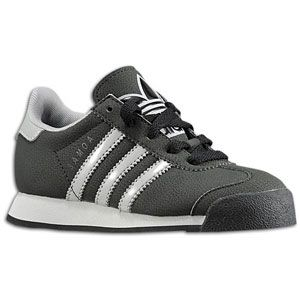 adidas Originals Samoa   Boys Preschool   Craft Green/Shift Grey