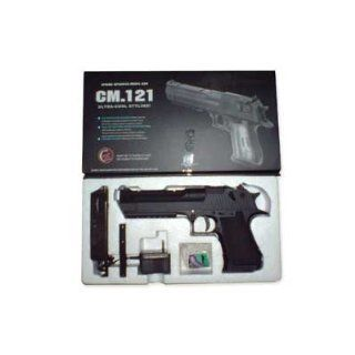 CM121 CM.121 airsoft gun aeg automatic metal bb pistol weapon CM 121