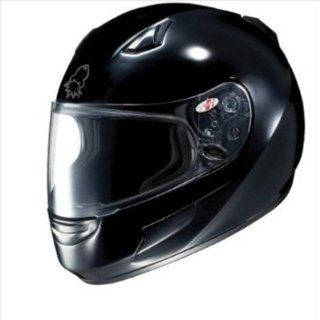 Prime Full Face Motorcycle Helmet Black Medium M 121 603 Automotive
