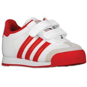 adidas Originals Samoa   Boys Toddler   Soccer   Shoes   White/Light