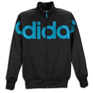 adidas Originals Big Logo Tricot Track Top   Mens   Casual   Clothing